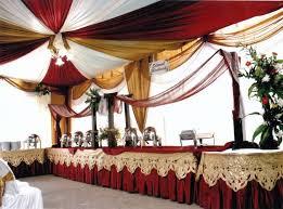 Penywaan tenda roder dekorasi