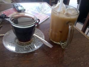 disebelah kopi namanya sanger dingin