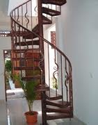 Jasa pembuatan railing tangga di medan