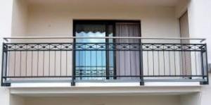 Jas apembuatan balkon di medan