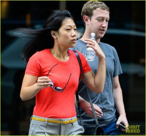 Mark Zuckerberg and Priscilla Chan seen in NYC. Pictured: Mark Zuckerberg and Priscilla Chan Ref: SPL412714 010712 Picture by: D. Hudson / Splash News Splash News and Pictures Los Angeles:310-821-2666 New York: 212-619-2666 London: 870-934-2666 photodesk@splashnews.com