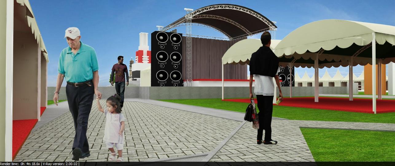 Banda Aceh expo 2014