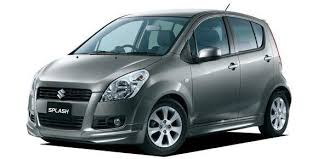 Jual-Mobil-Suzuki-Splash-di medan