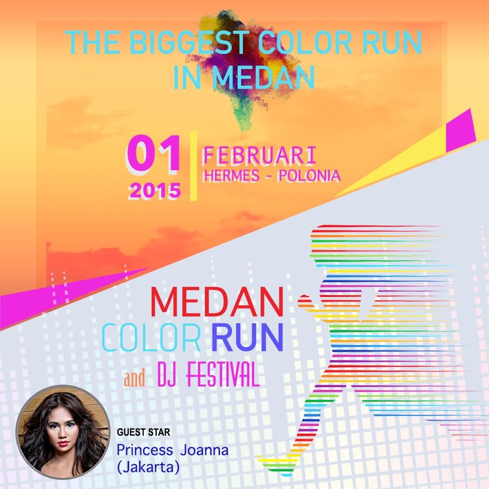 Run color medan 2015