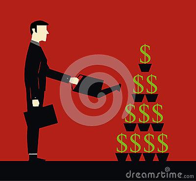 businessman-investation-watering-vector-illustration-design-32411325